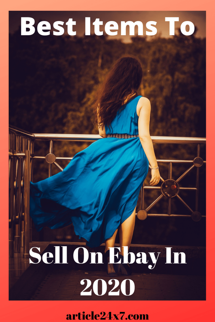 best items to sell on ebay